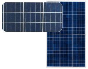 budowa ogniwa solarnego