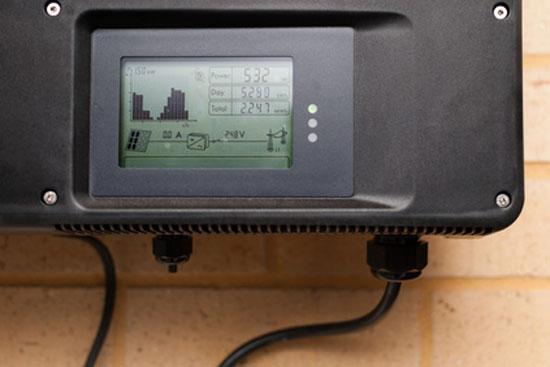 domowy inwerter fotowoltaiczny